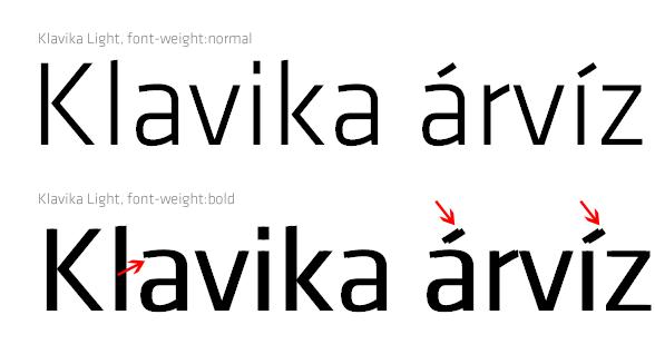 OpenType Fonts (OTF)