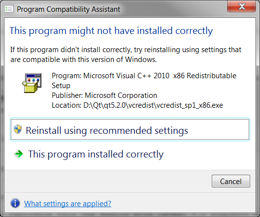 vc redist windows 10