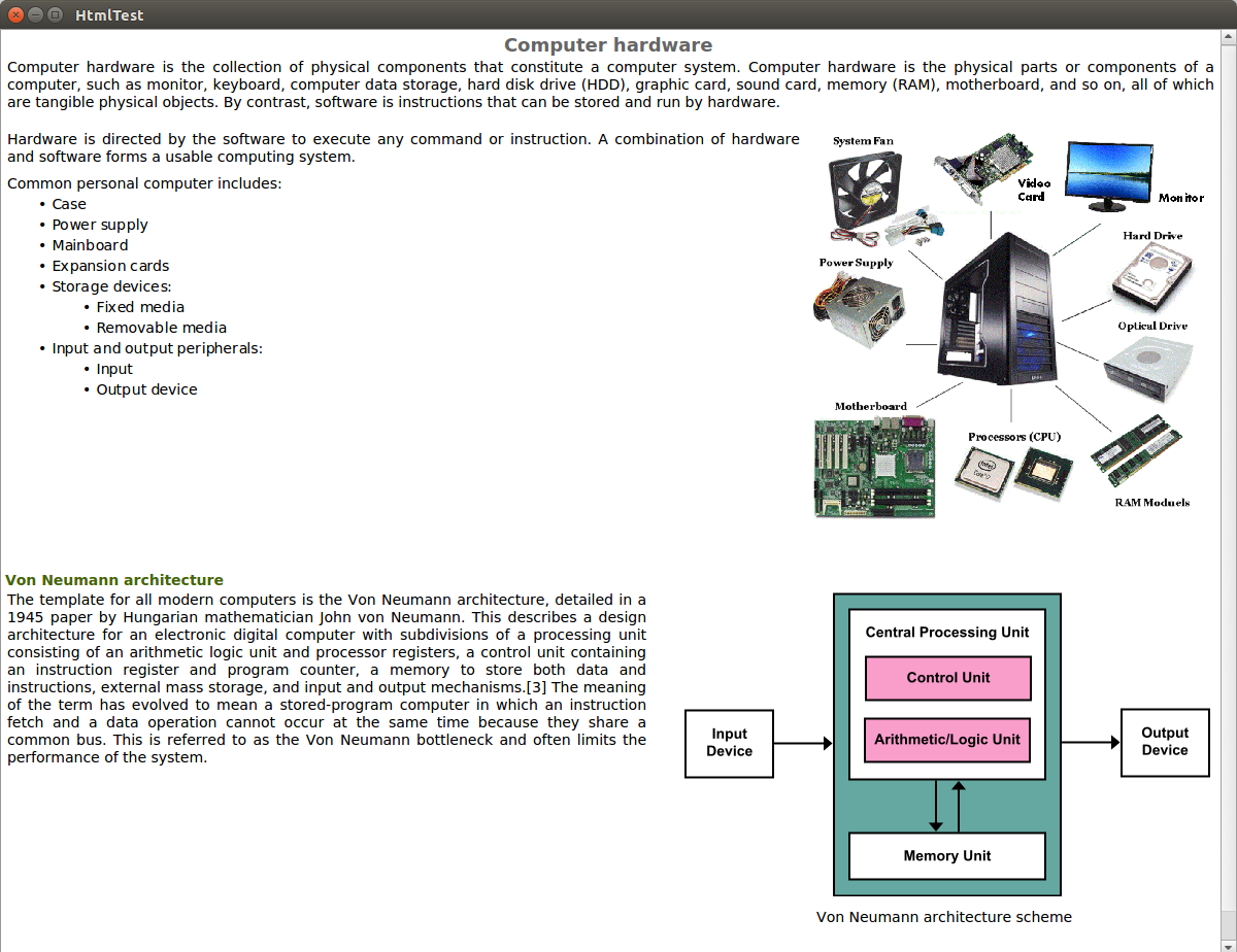 how computer hardware has evolved Figure 51 is an excellent tool to use to explain the relationship that exists between computer systems hardware, systems software  these languages have evolved.