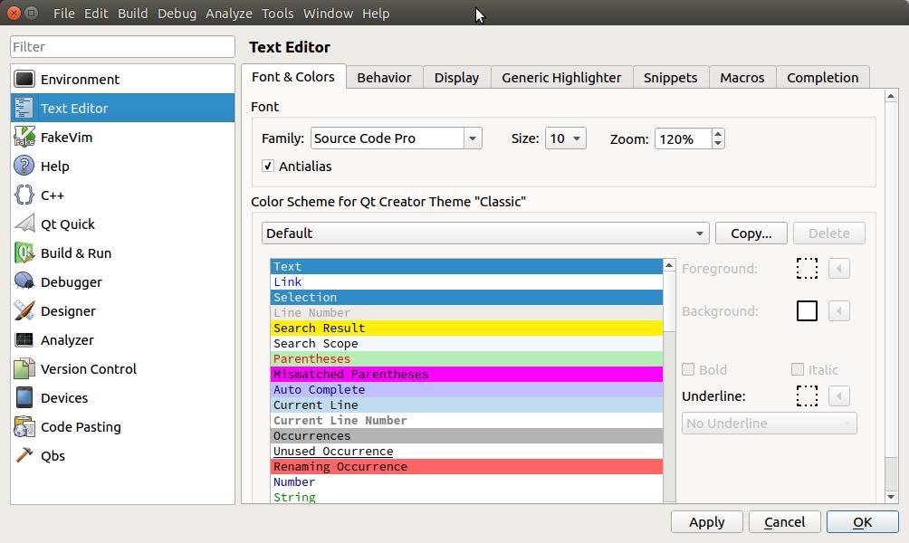 how to show mount label in ubuntu 16.04
