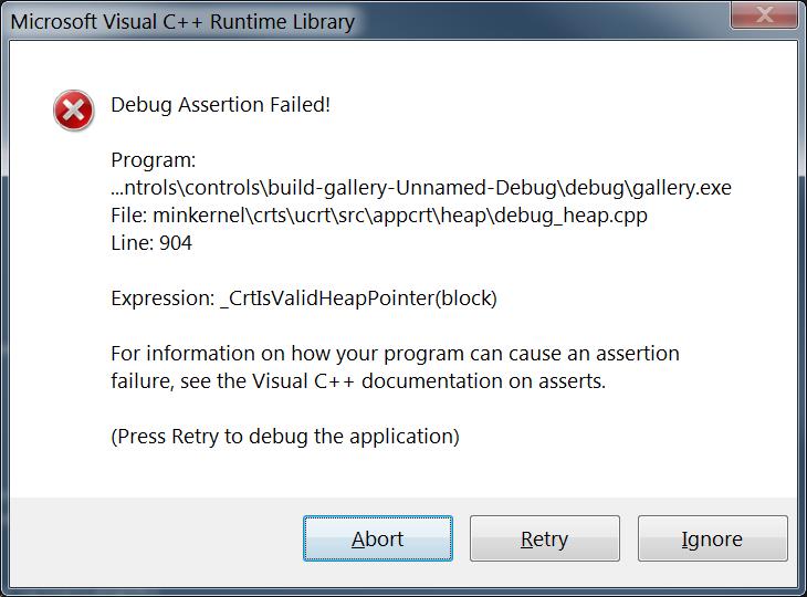 QTBUG-68514] [REG] MSVC2015 static debug builds are broken